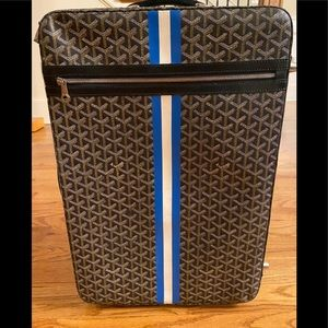 Goyard Rolling Trolley Luggage